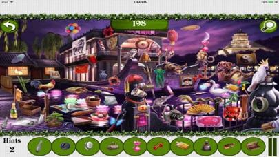 Free Hidden Objects: Fantasy Places Hidden Object screenshot four