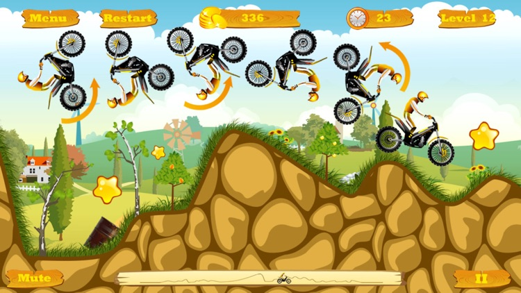 Moto Race Pro Free screenshot-1