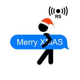 Christmas Silly Stickmen