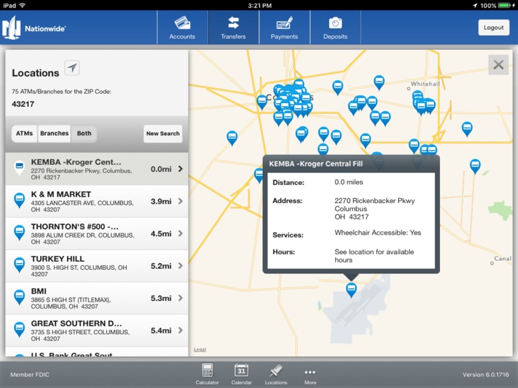 Nationwide Bank for iPad screenshot-4