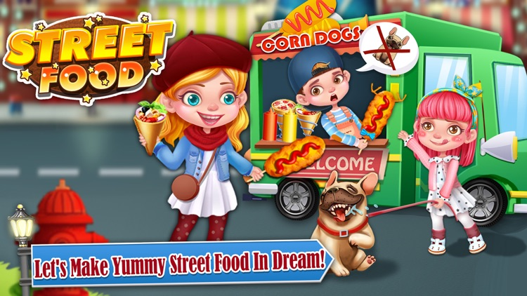 Street Food! screenshot-1
