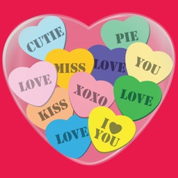 Valentine's Day Stickers - Love
