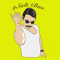 Salt Bae Stickers