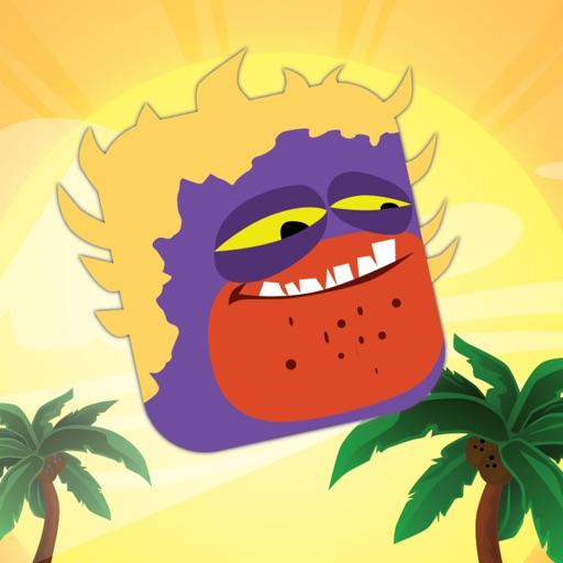 Aloha Jumper Adventures - Moana Friend in Jungle
