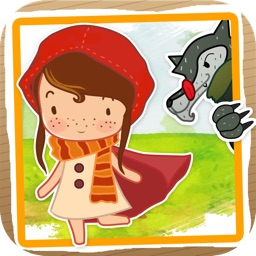 The Little Red Riding Hood.
