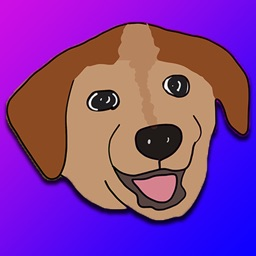 Chat's Best Friend - Animated Dog Stickers