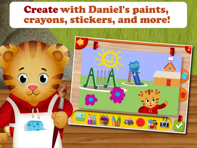 Daniel Tiger's Grr-ific Feelings screenshot-3