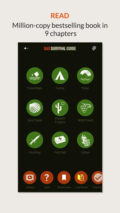 SAS Survival Guide screenshot-0