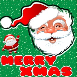 Merry Christmas Stickers Pack 300 for iMessage