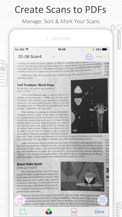 PDF Reader – Annotate, Scan and Sign PDF Documents screenshot-3