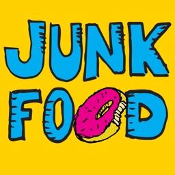 Junk Food - Sticker Pack
