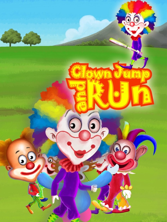 Clown Jump And Run screenshot 10