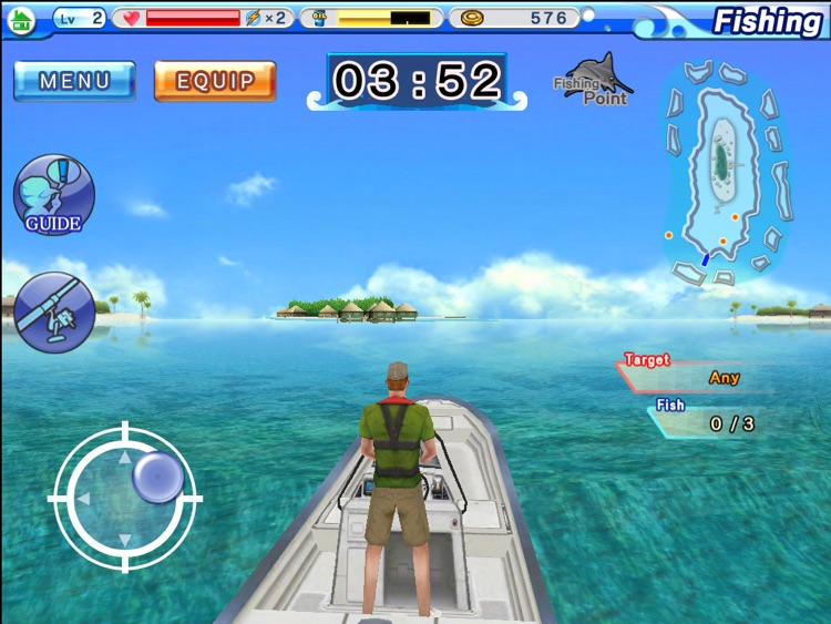 Excite BigFishing 2 HD screenshot-3
