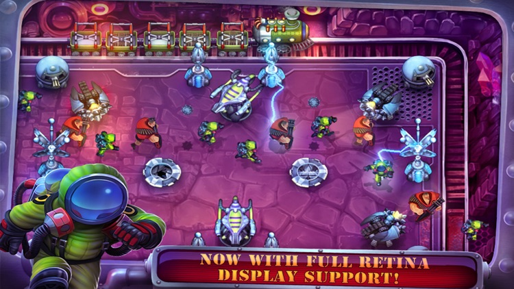 Fieldrunners screenshot-3