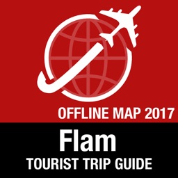 Flam Tourist Guide + Offline Map