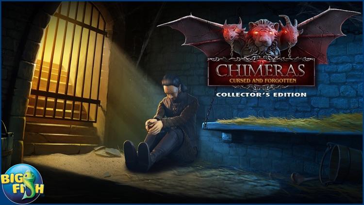Chimeras: Cursed and Forgotten - Hidden Object screenshot-4