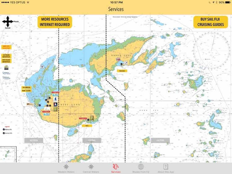 Sail Fiji West/Central Guide screenshot-3