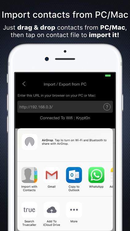 Super Backup : Export / Import screenshot-3