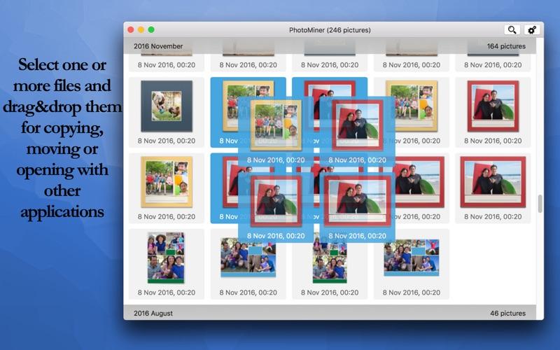 PhotoMiner Screenshot - 3