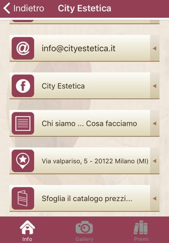 City Estetica - náhled