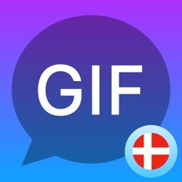 Dansk GIF- og Meme-Tastatur (Sjove Memes og GIFs)