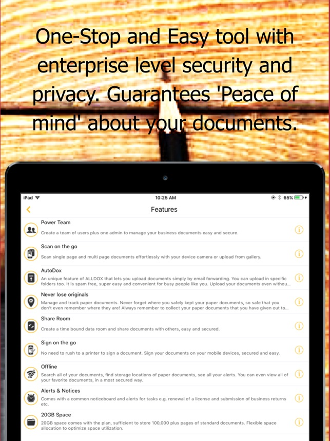 Alldox Business  Documents On The App Store