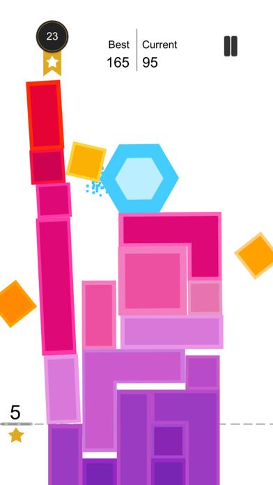 点击获取Tap Falling:Crush the tower of blocks