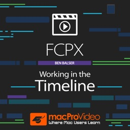 FCPX Working in the Timeline