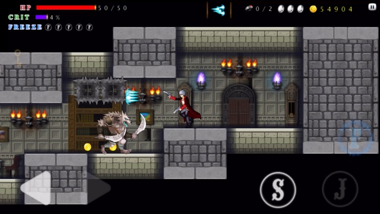 Dead by Death: Metroidvania Dungeon Platformer