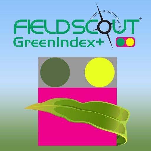 FieldScout GreenIndex+ app logo