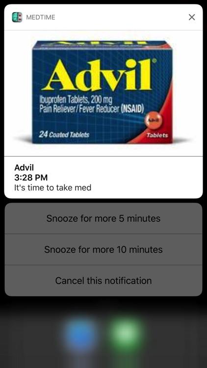 Med Time screenshot-3