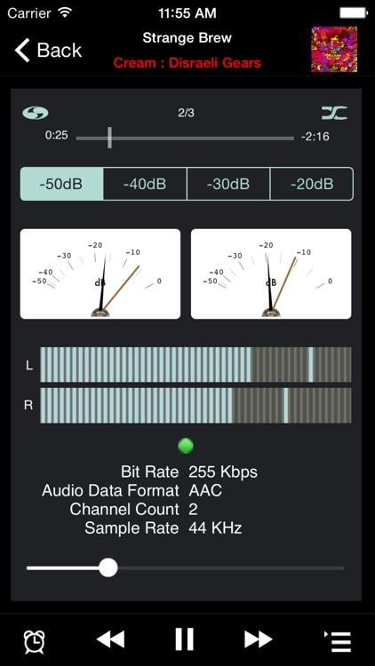 Yardbirds Player screenshot-3