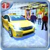 Offroad Taxi Car Simulator & Crazy Hill Driving