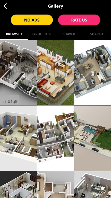 Magical Floor Plan Ideas & Design Layout screenshot-4