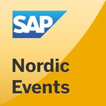 SAP Nordic Events