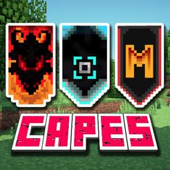 Cape Skins For Minecraft PE Pocket Edition On The App Store - Skins para minecraft pocket edition gratis