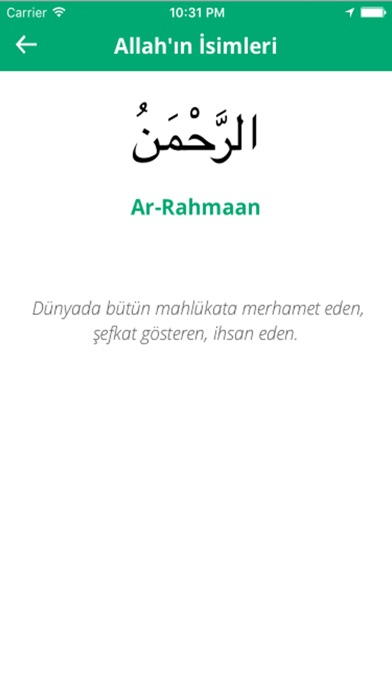messages.download Kur'an-ı Kerim Türkçe - Quran in Turkish software
