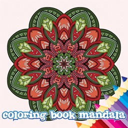 mandala coloring book calm stress relief for adult