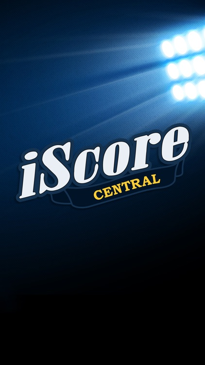 iScore Central - Live Game Viewer app image