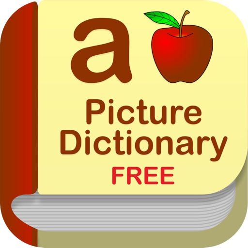 Kids Picture Dictionary : Learn English A-Z words iOS App
