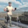 美国陆军特种兵训练 3D-军事学院