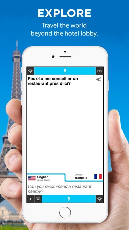 Vocre Translate - Voice and Text Translator screenshot-0
