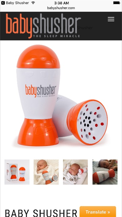 Baby Shusher review screenshots