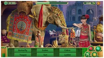 Secret Asia: Hidden Object Adventure screenshot 2
