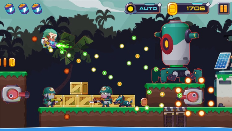 Metal Shooter: Run and Gun screenshot-0