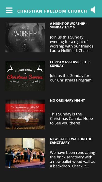 Christian Freedom Church