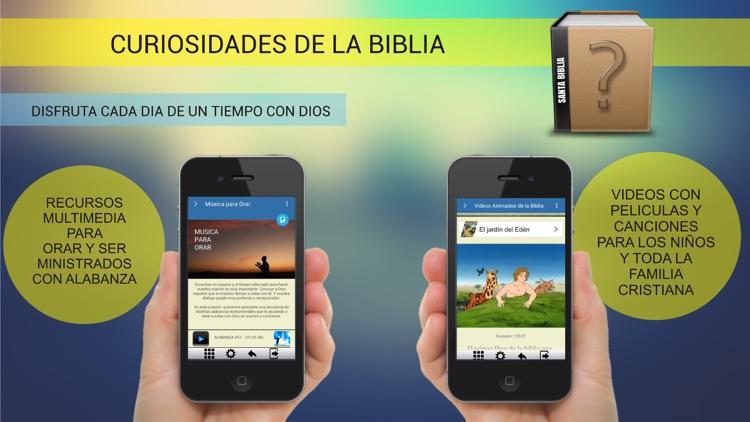 Curiosidades de la Biblia screenshot-3