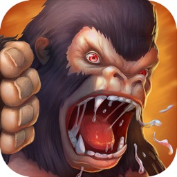 Kong Rage 3D - City Attack Pro