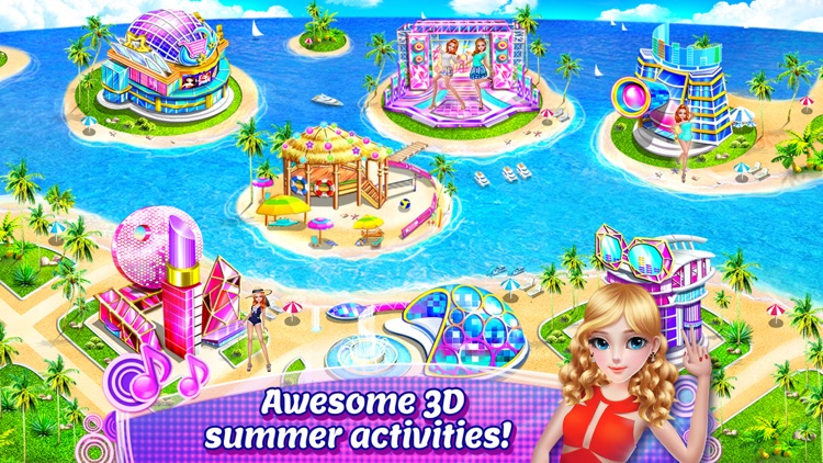 Crazy Beach Party screenshot-3