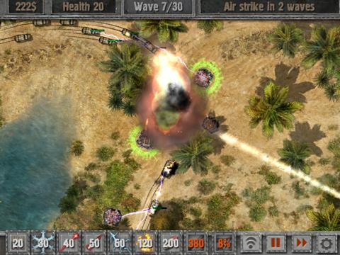 Скачать Defense Zone 2 HD